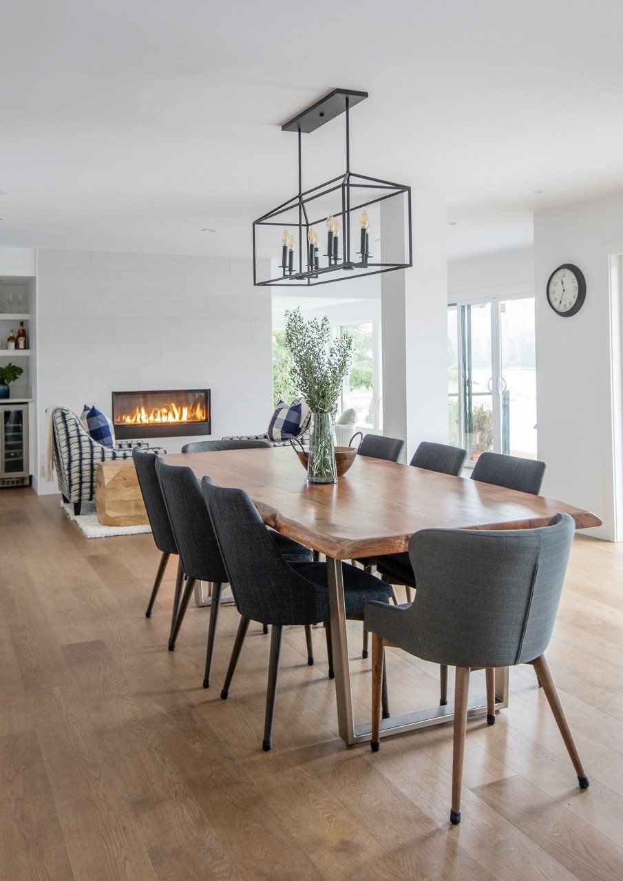 Modern Dining Room Ideas Pinterest