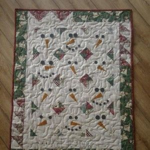 Let it snow! | Quiltsby.me