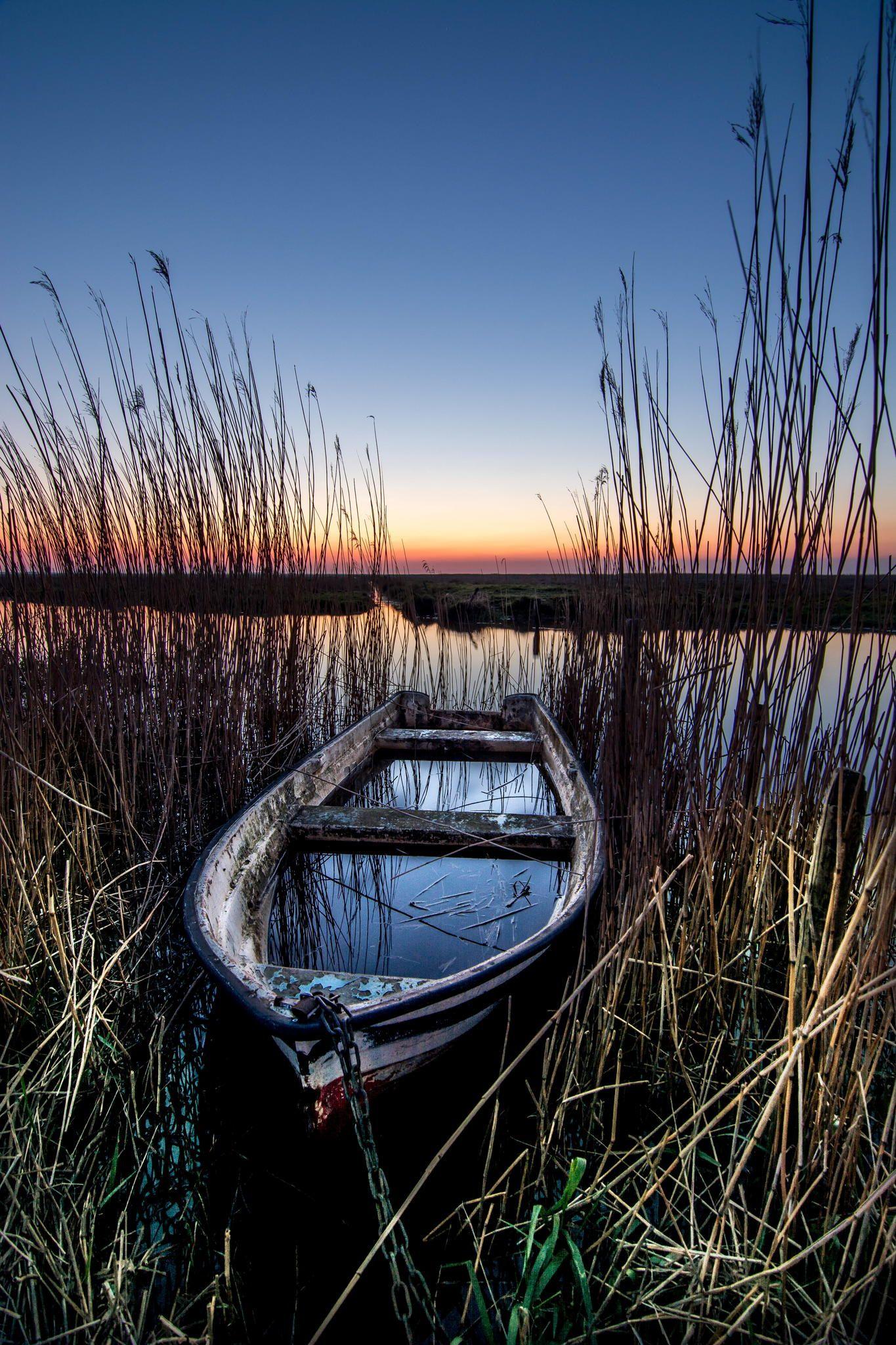 Water in the Boat by ljespersenlyne on 500px