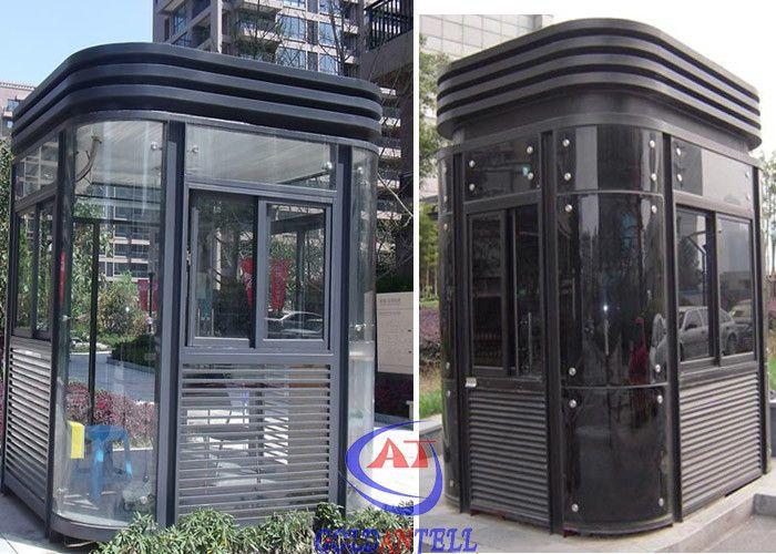 Image result for modern parking booth VALET Pinterest - gatehouse security guard sample resume