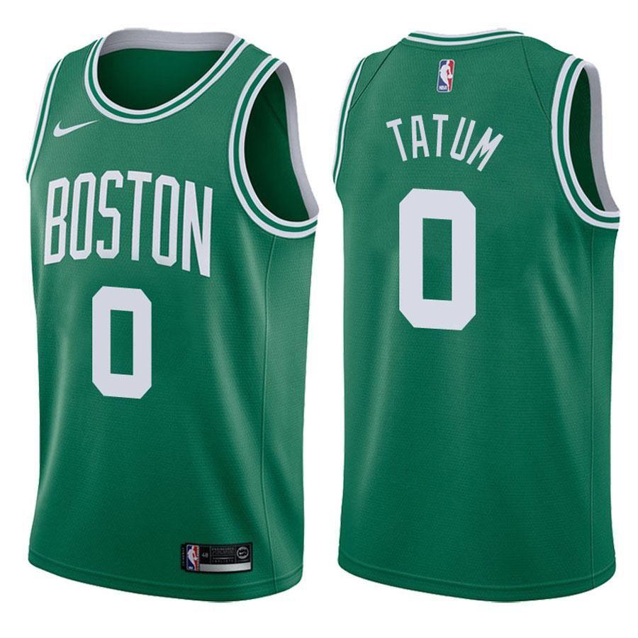 Men's Boston Celtics Jayson Tatum Swingman Jersey   People
