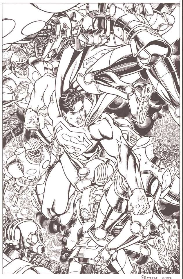 Superman by Chris BatistaYou can find Smallville and more on our website.Superman...