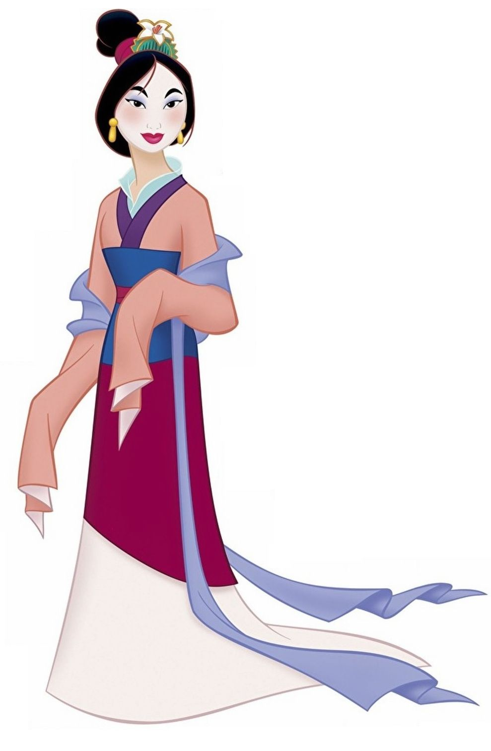 Disney Princess Photo Mulan Matchmaker Dress Disney Princess Images Mulan Disney Mulan
