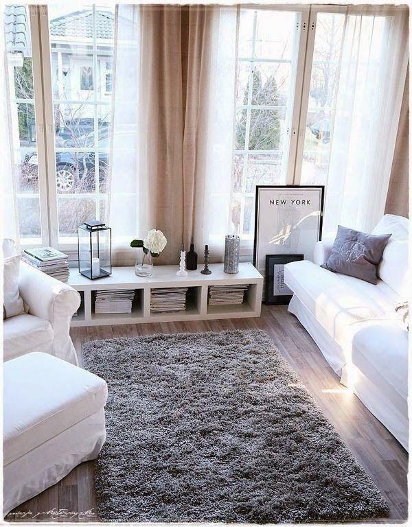 Living Inspiration Zuhause Deko Landhaus gemütlich Ecke Wohnzimmer - wohnzimmer design gemutlich