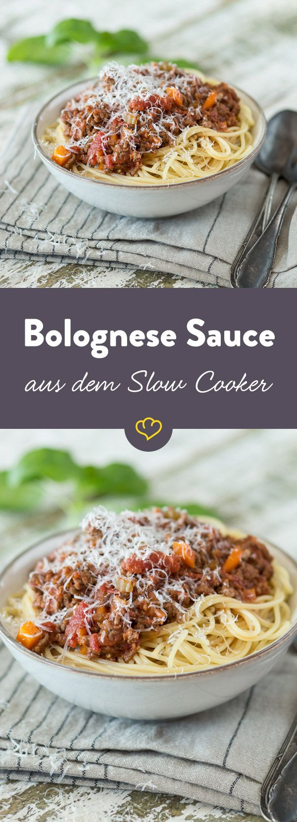Photo of Bolognese sauce from the slow cooker