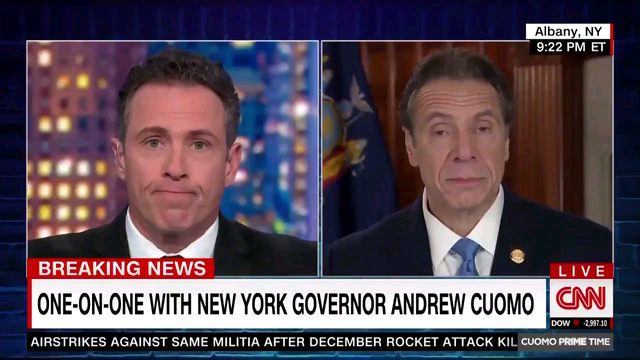 Cuomo Boys Go At It Live Publicfreakout In 2020 Interpersonal Skills Know Your Meme Sexism