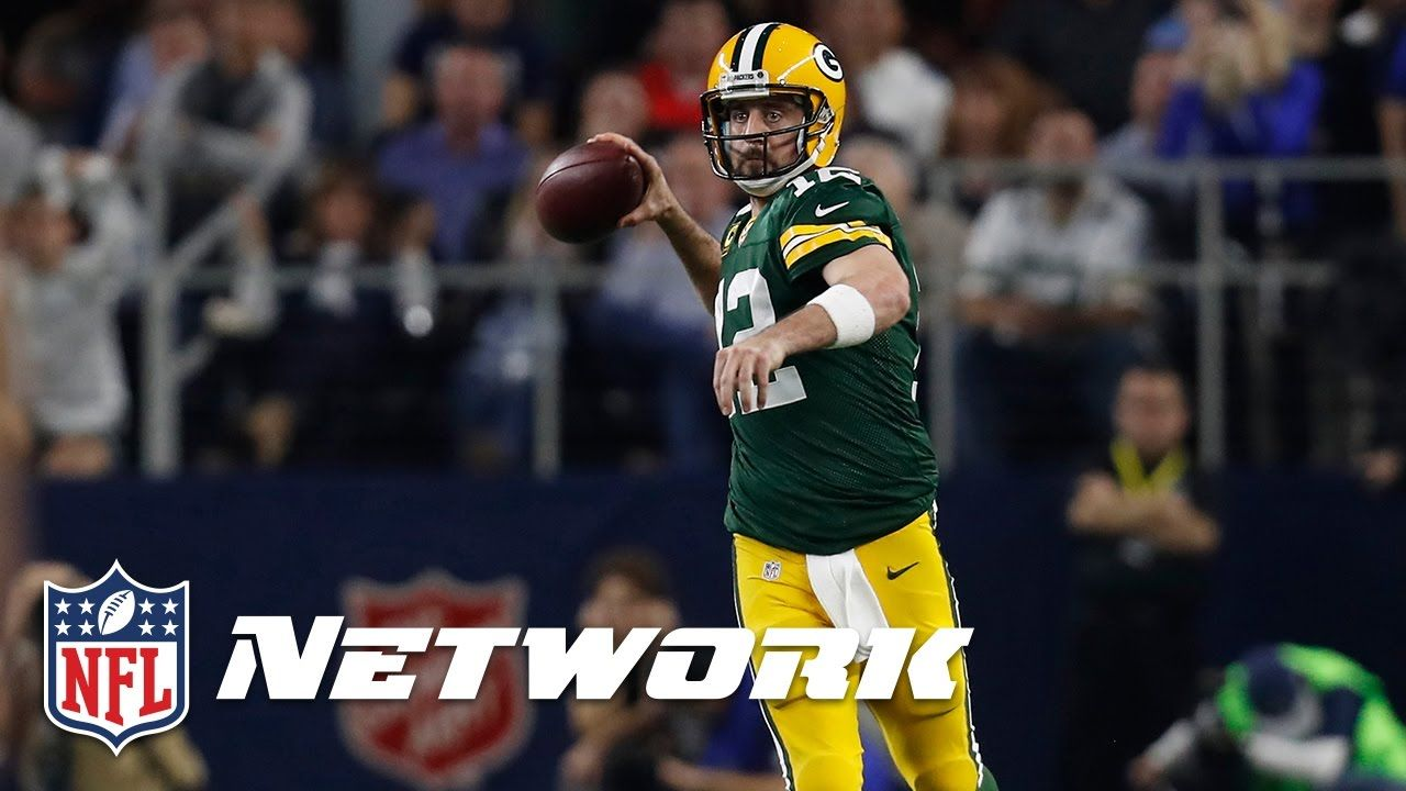 timeless design 7f491 be5ae Inside the Art of an Aaron Rodgers Pass | NFL Network ...