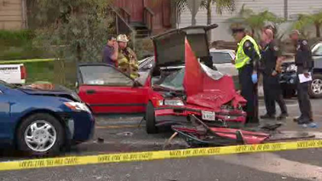 Fatal OB Crash May Be Case of Distracted Driving