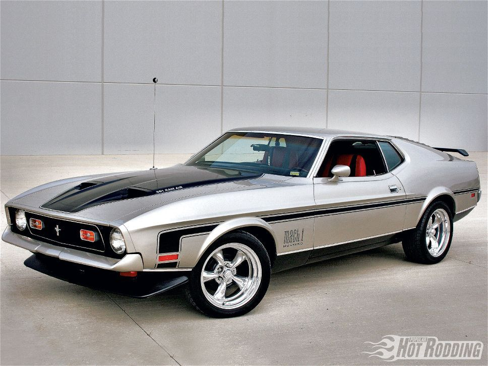 1968 Chevy Camaro 1971 Ford Mustang Mach 1 Photo 11 1971 Ford Mustang Muscle Cars Ford Mustang
