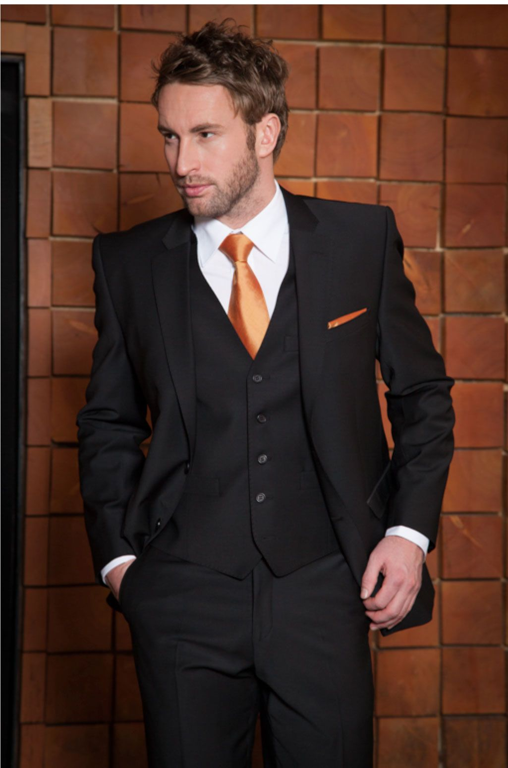 New Tailored Fit suits for Hire for the Groom // Slaters Menswear ...