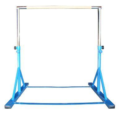 Amazon Com Gymnastics Expandable Junior Training Bar Sports