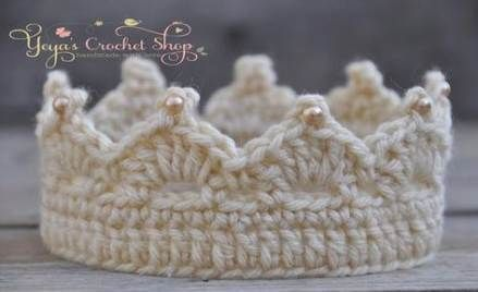 45+  Ideas Baby Girl Crochet Crown #crownscrocheted 45+  Ideas Baby Girl Crochet Crown #crochet #baby #crownscrocheted