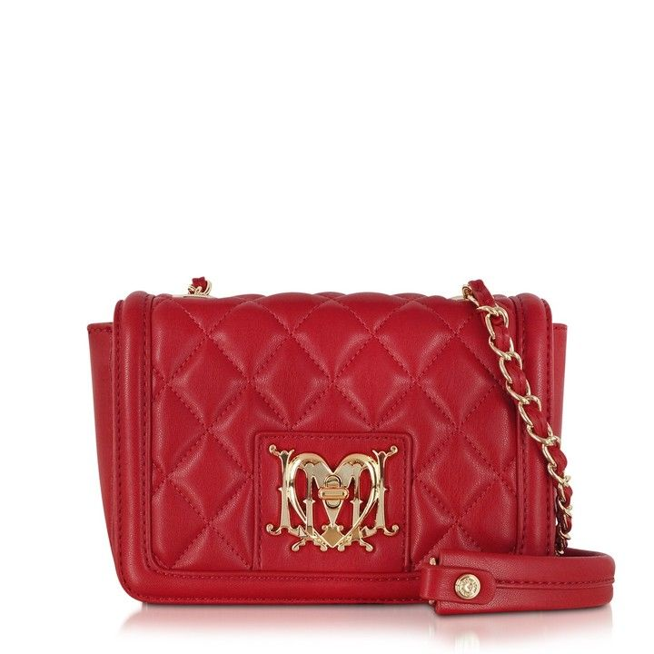 Moschino Quilted Small Eco Leather Crossbody Bag from Discountpluss for $330.00 on Square Market