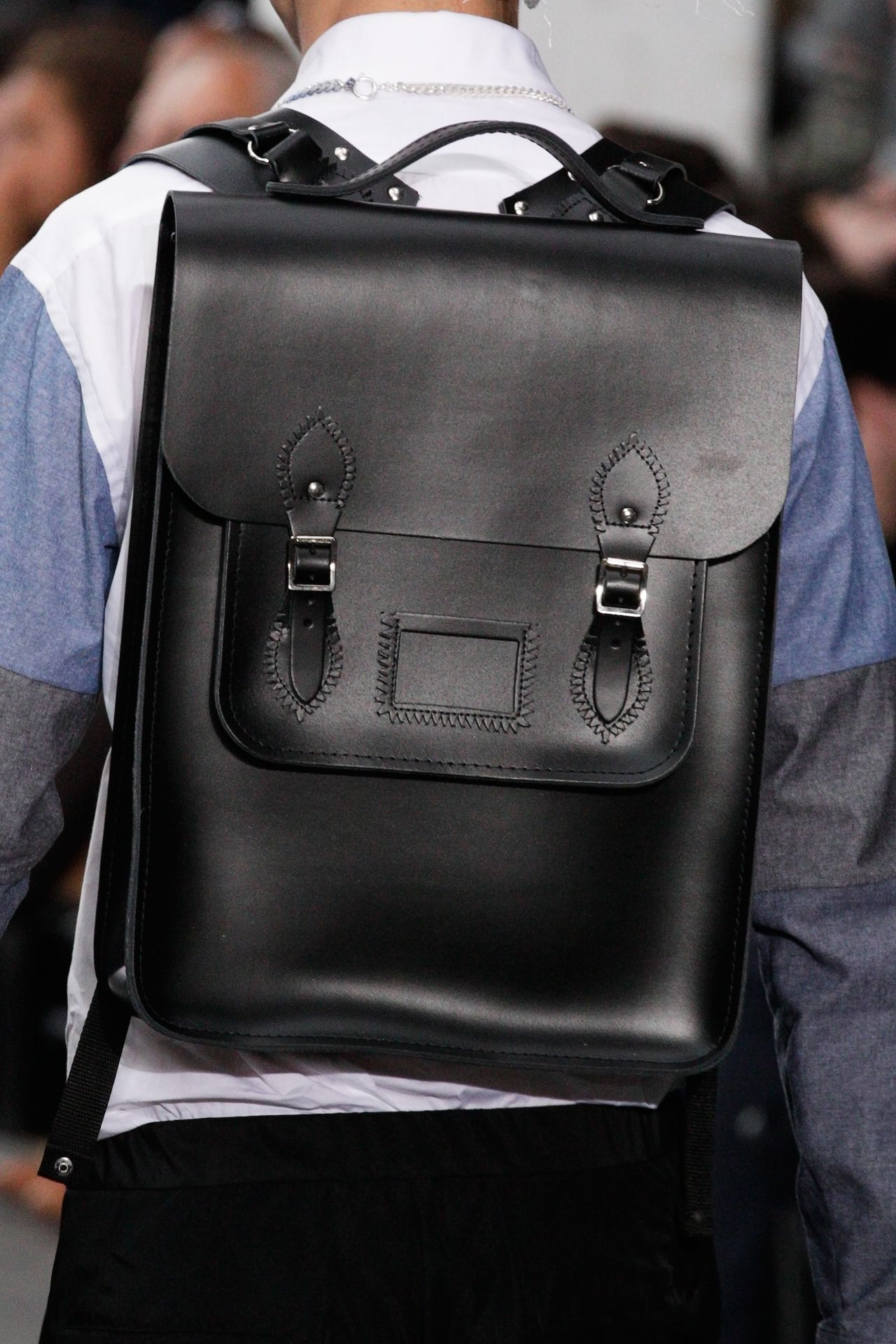 Christopher Shannon X Cambridge Satchel Company | Satchel backpack ...