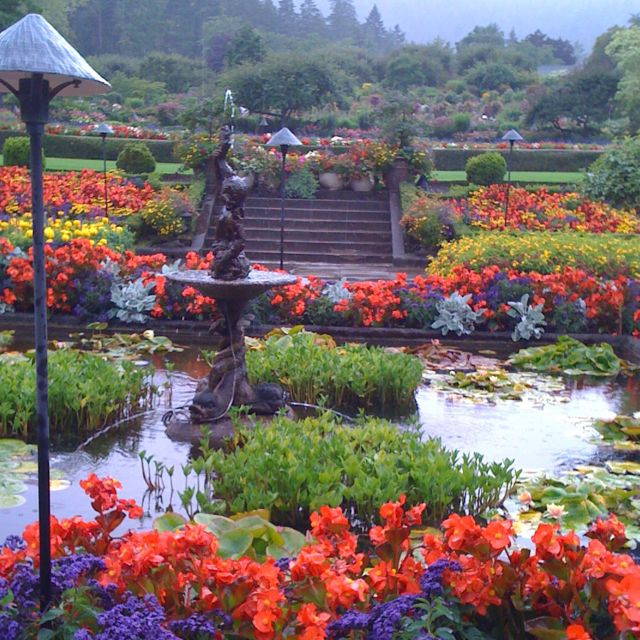 Botanical gardens victoria canada travel pinterest victoria botanical gardens victoria canada thecheapjerseys Image collections
