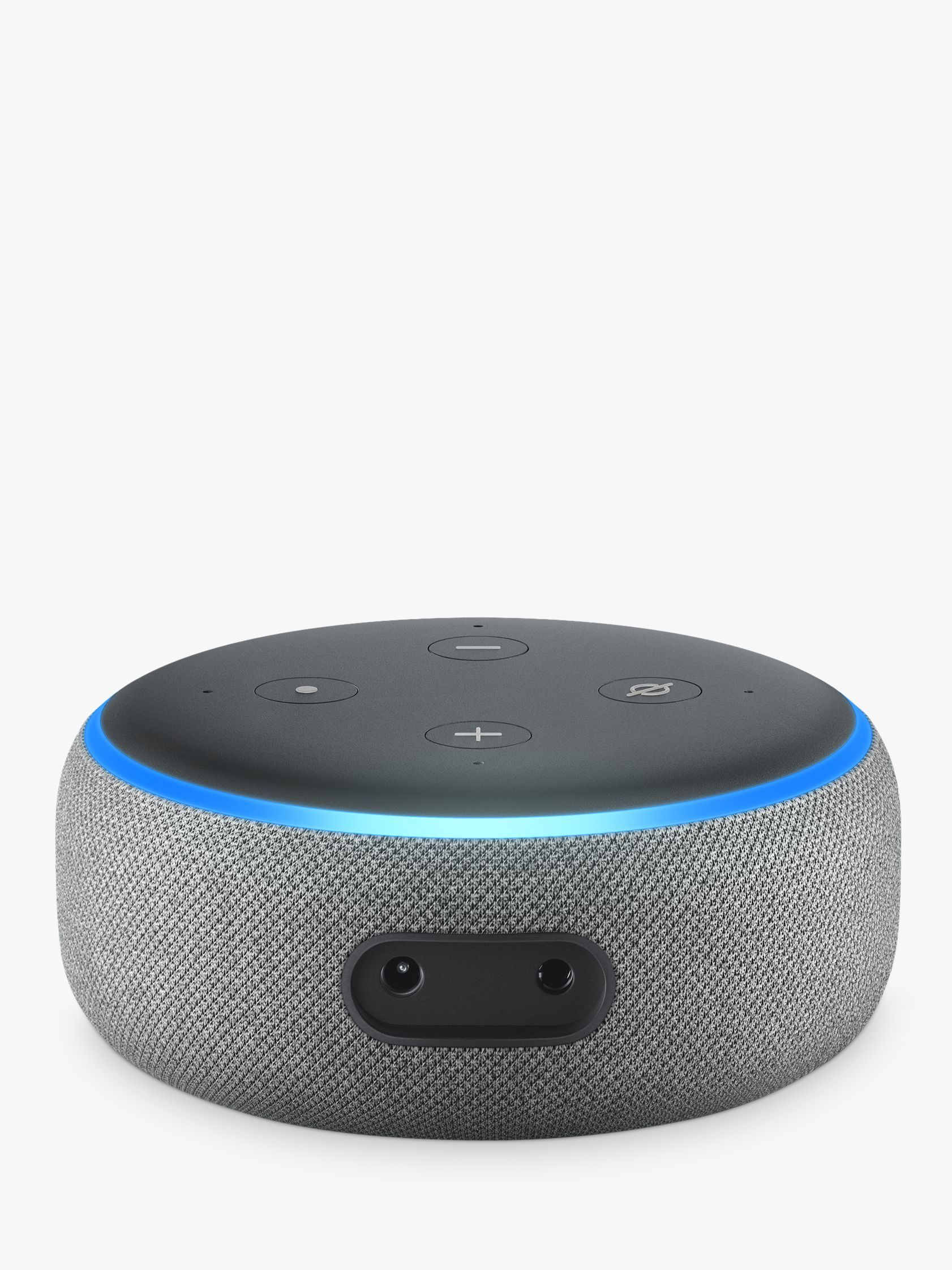 Amazon Echo Dot Smart Device with Alexa Voice Recognition