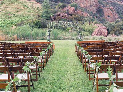 Saddlerock Ranch And Vineyard Malibu California Wedding Venues 7