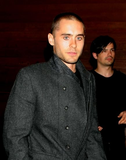 30STM. I love this Jared's hairstyle!!!