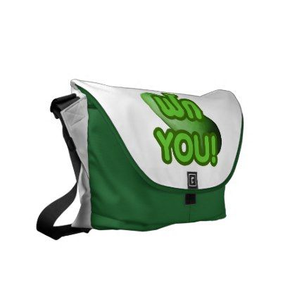 FAK YOU! ... Green Squash (Winter Melon) Messenger Bag | Zazzle.com #wintermelon