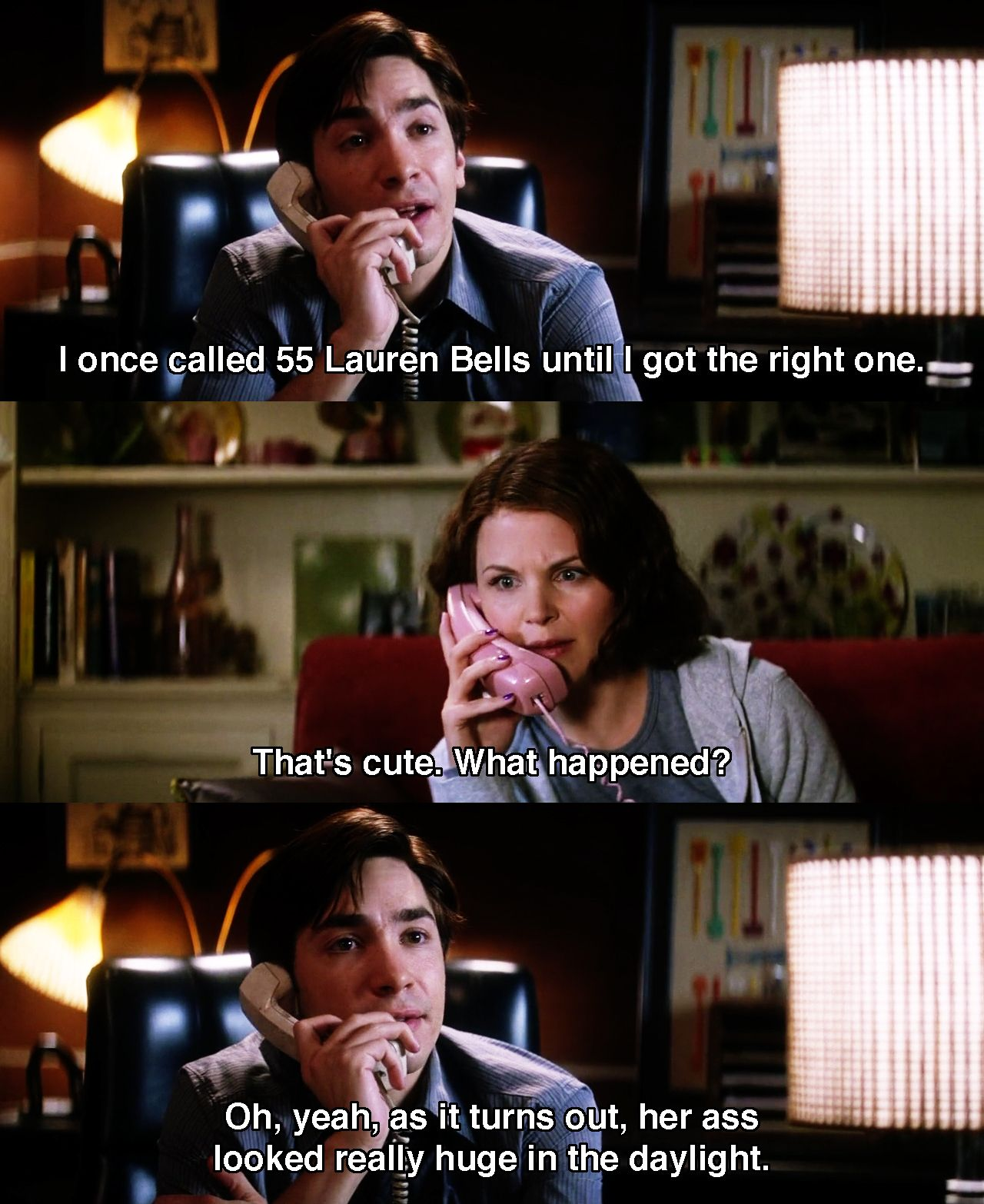 He's Just Not That Into You (2009) ~ Movie Quotes
