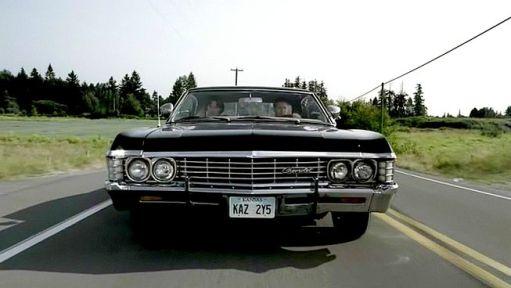 1967 Chevrolet Impala Supernatural Metallicar Front Screencap