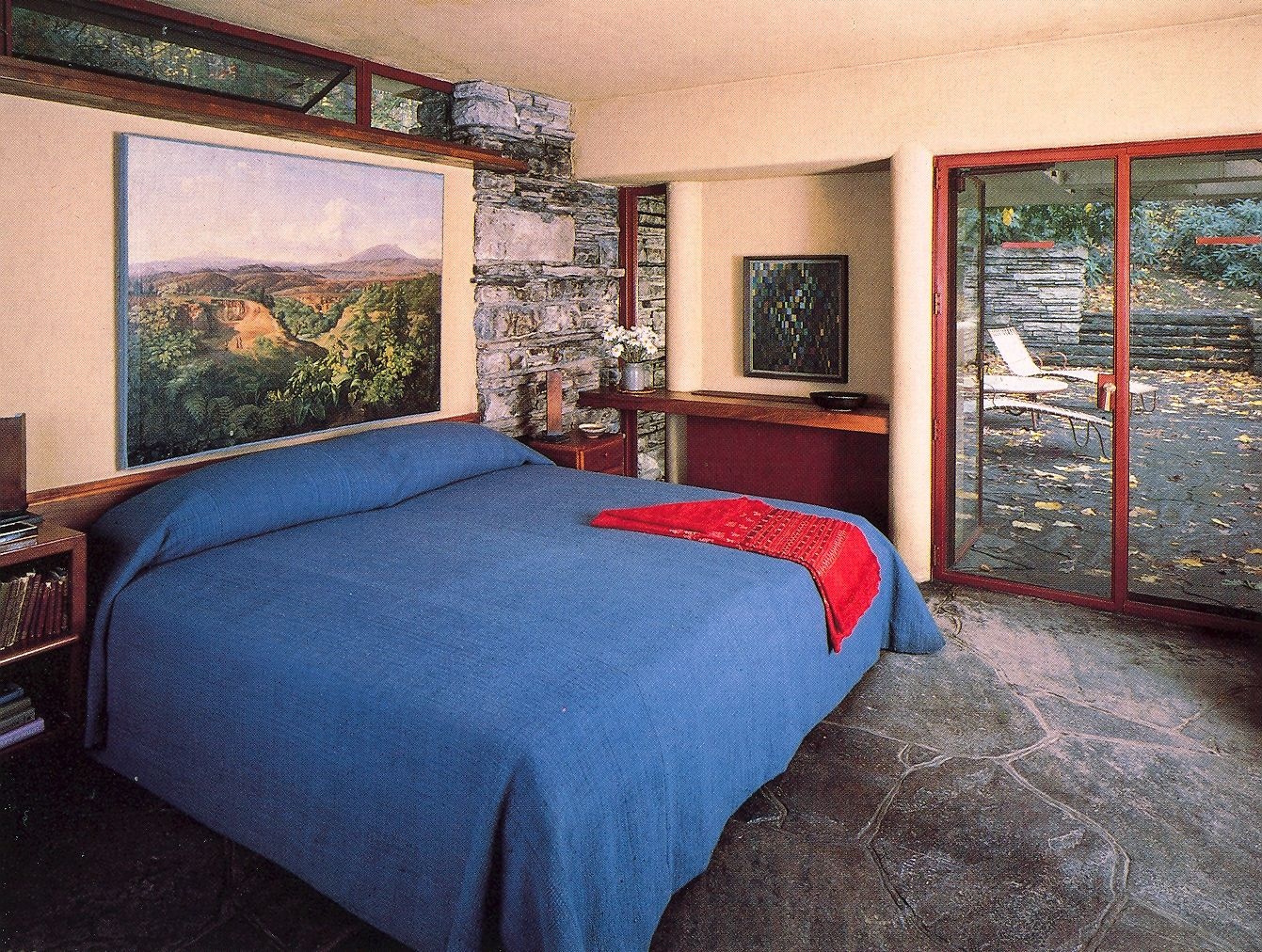 Guest Room Big House Tour Fallingwater One Ce Upon Ce