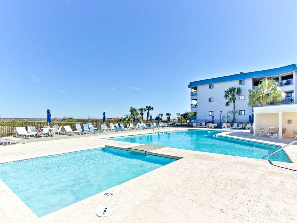 Beach racquet a219 tybee island vacation rentals