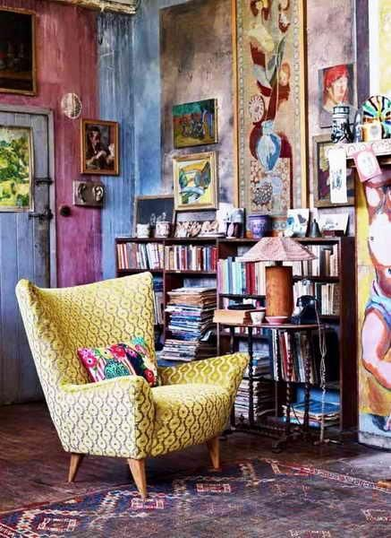 Cheap Bohemian Home Decor 3 Bohemian Style Living Room Ideas