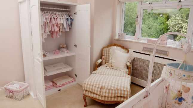 Billie Faiers New Nursery Exclusive Pics Fashion Closer Online