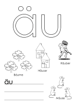 alphabet lernen buchstaben-lernvorlagen   lernen, buchstaben lernen, ausmalen für kinder