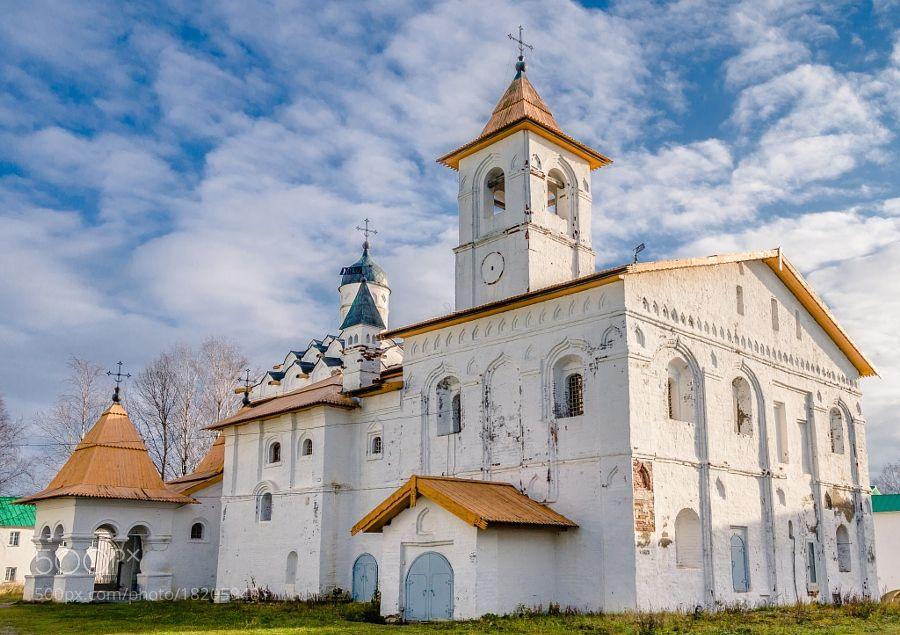 Popular on 500px : St. Mary Church by MedvedevSergey