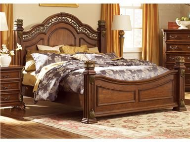 Shop for Liberty Furniture King Poster Headboard, 737-BR03, and other Bedroom Beds at Abide Furniture in Northwest Arkansas. When you finally have time to be lazy after a long day, do so in style with the help of this bed. The combination of trendy design and alluring detail makes this bed an attractive addition to your home.