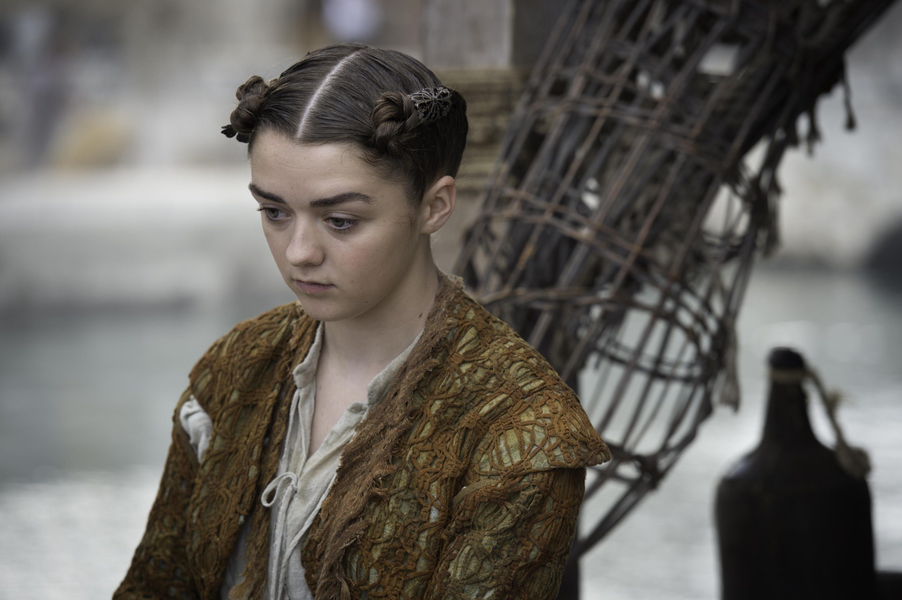 game of thrones arya stark wallpaper | cosplay | arya stark