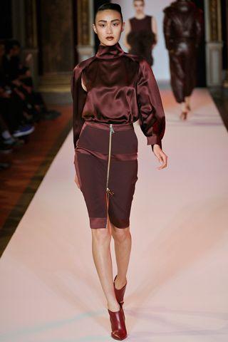 fall 2012 ready-to-wear Hakaan Runway Shu Pei Qin (NEXT)