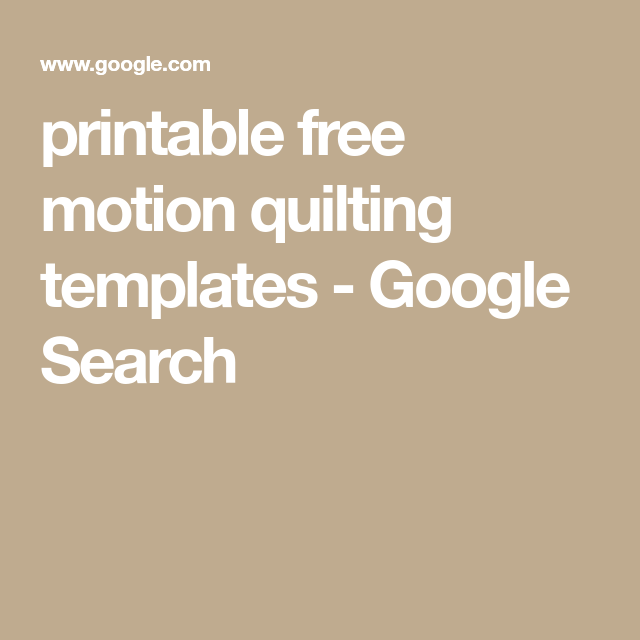 graphic regarding Printable Free Motion Quilting Templates identify printable absolutely free movement quilting templates - Google Seem