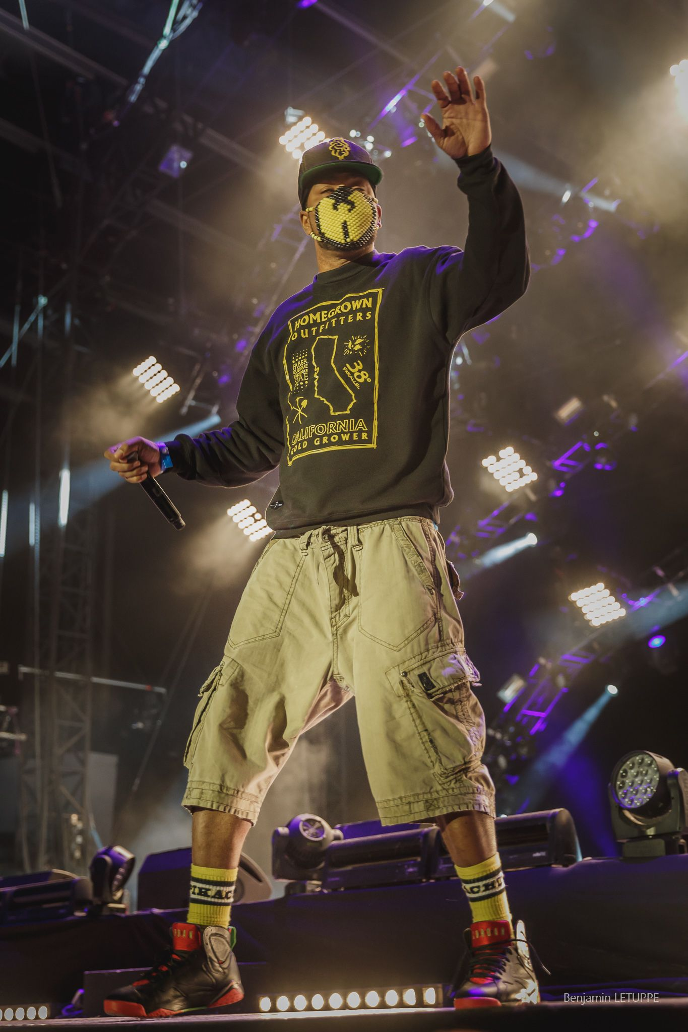 Dour 2015 Method Man Method man, Hip hop culture, Wu