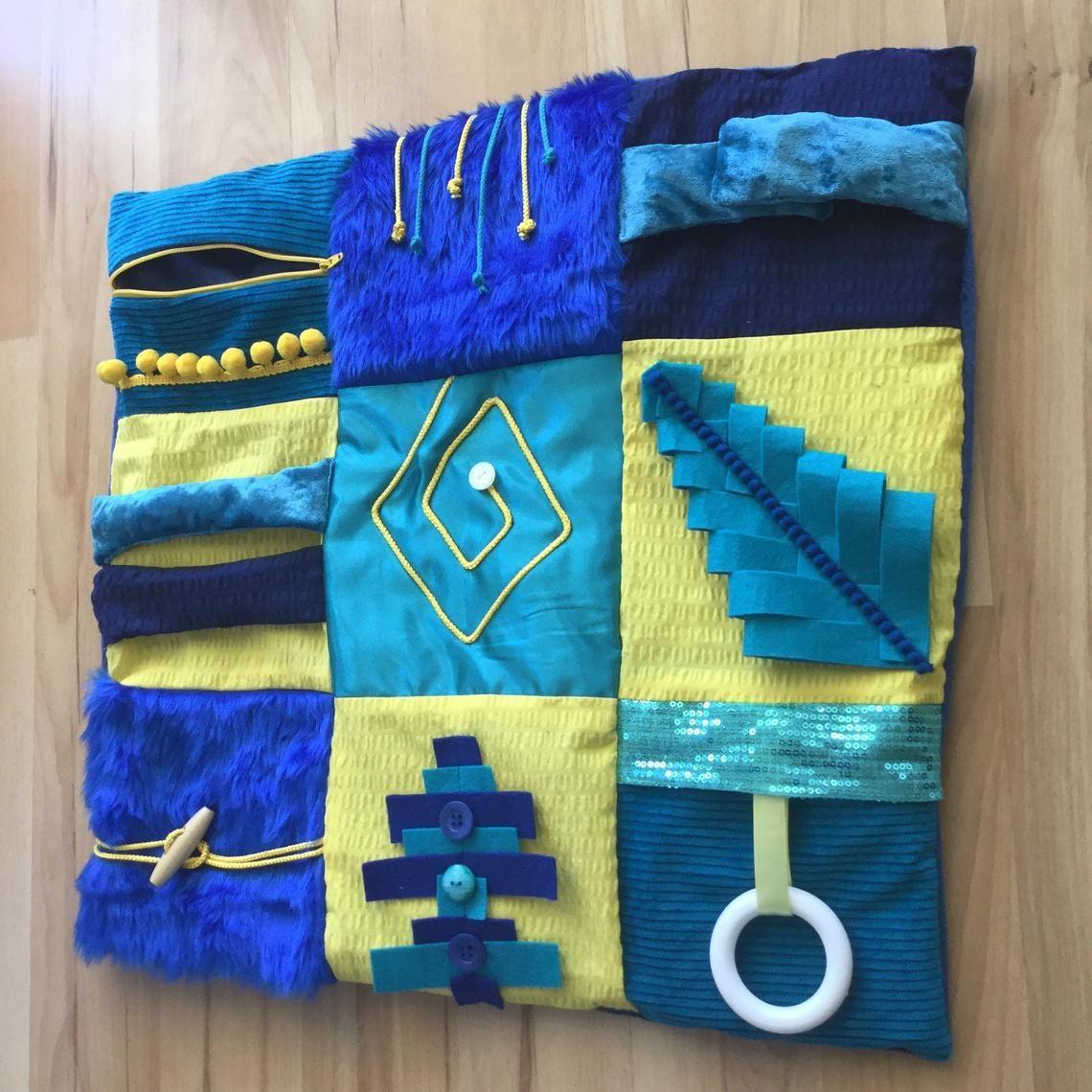 сенсорное одеяло