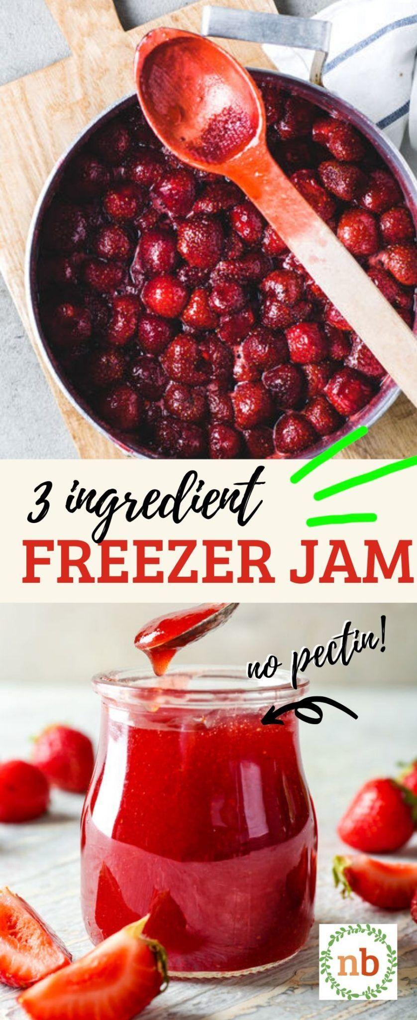 ball liquid pectin strawberry jam recipe