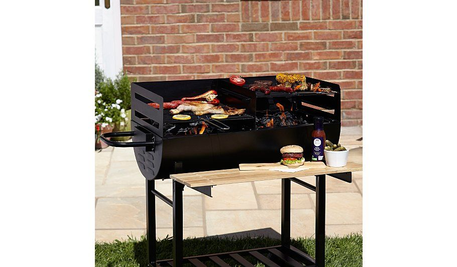Outdoor Cooking & Eating Barbeque From Asda High Quality And Low Overhead