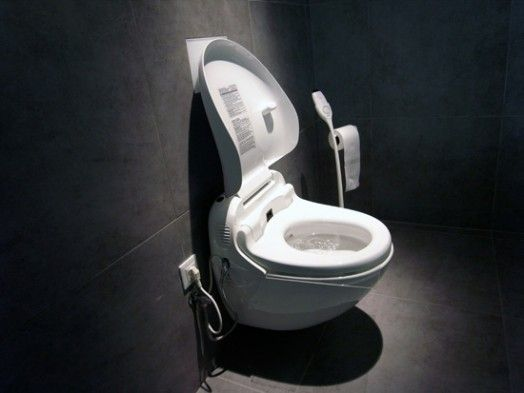 Got to have The Most Advance Hi-Tech Toilet by TOTO & Stefano ...