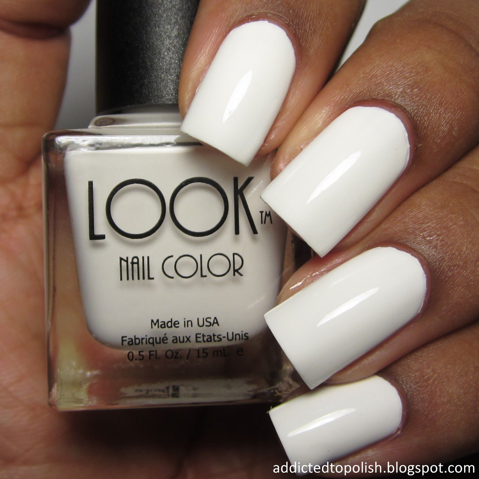 Look Nail Color Broad Stripes Bright Stars | Addicted to Polish ...
