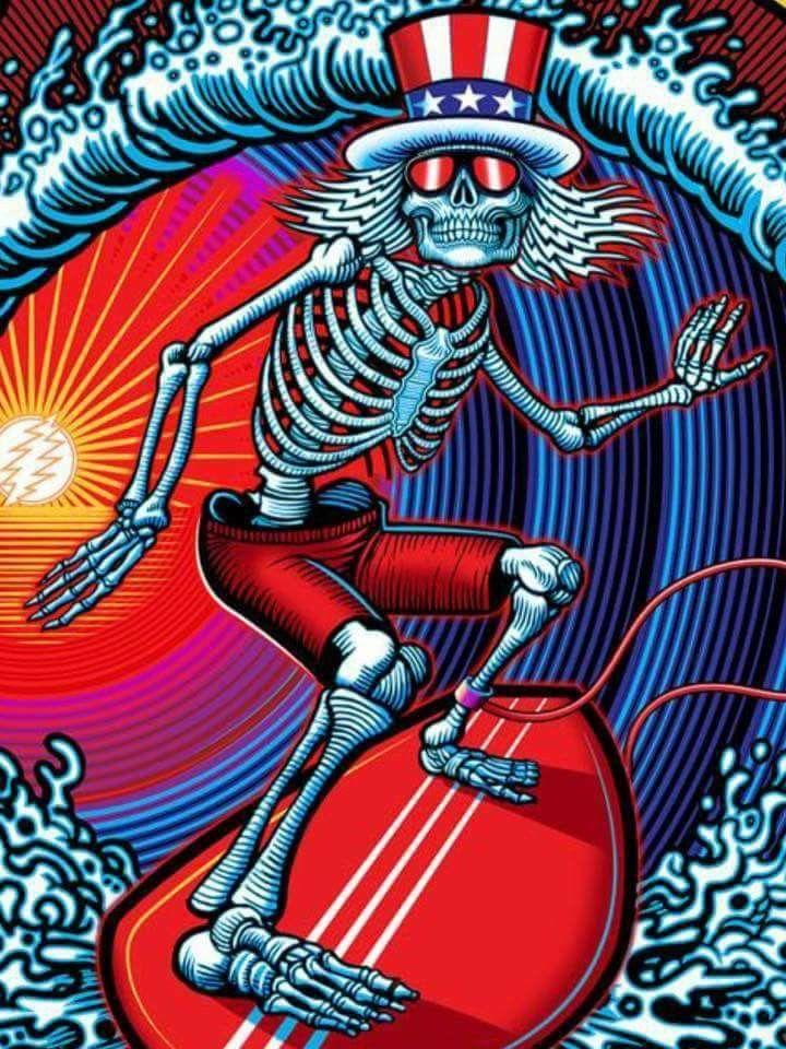Pin by Kevin Doe on Grateful Dead Grateful dead poster
