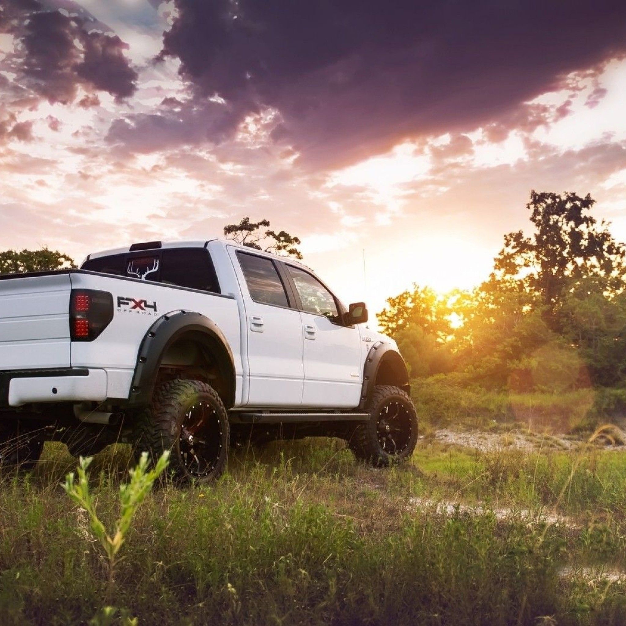 lifted ford truck wallpaper - photo #26