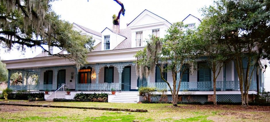 Pin by Amber Scott on New Orleans Haunted houses in