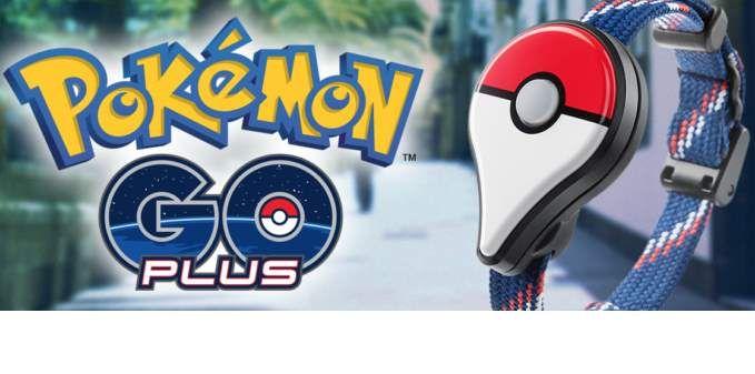 #Ocio #pokémon #pulsera La pulsera de Pokémon Go llegará el 16 de septiembre