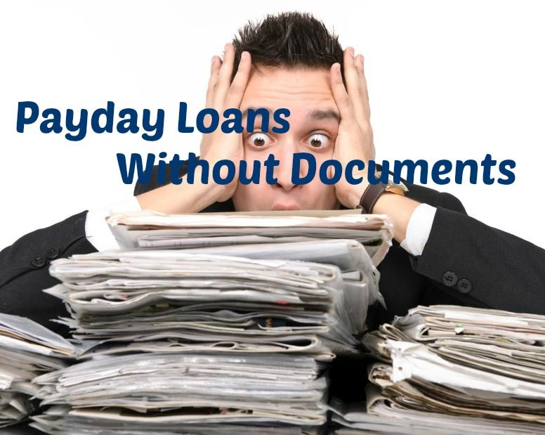 If you are looking for option through which you can easily obtain the money without doing any document work and there is an appropriate option available right here payday loans without documents. This will serve you money to meet our basic and necessary financial needs without making any effort on faxing document and other unnecessary formalities. Apply now!