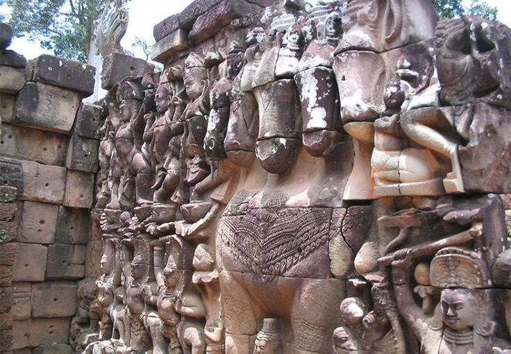 Angkor Wat Map Ancient Architecture - #ancient #angkor #architecture - #AncientArchitecture