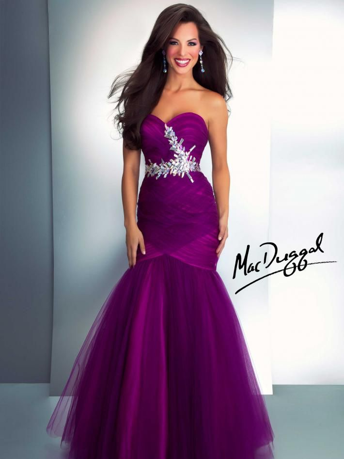 Turquiose Mermaid Prom Dress - Mac Duggal 64442A | Prom :D ...