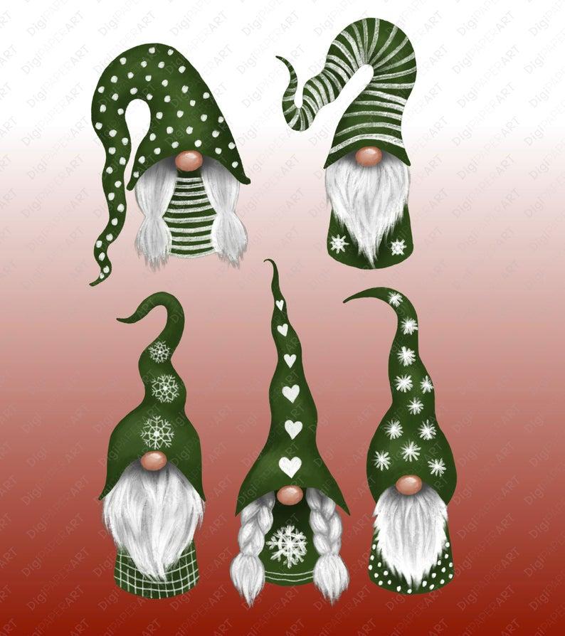 Scandinavian Gnome Clipart Christmas Gnomies Clipart Nordic Gnomes Clip Art Christmas Fair Tomte Graphic Decoration Png Design Elements Gnomes Crafts Nordic Gnomes Christmas Crafts