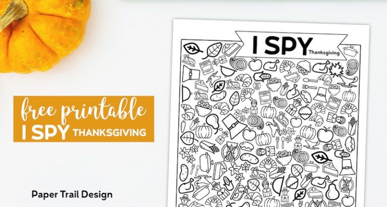 12+ I Spy Game Printables (With images) | I spy games